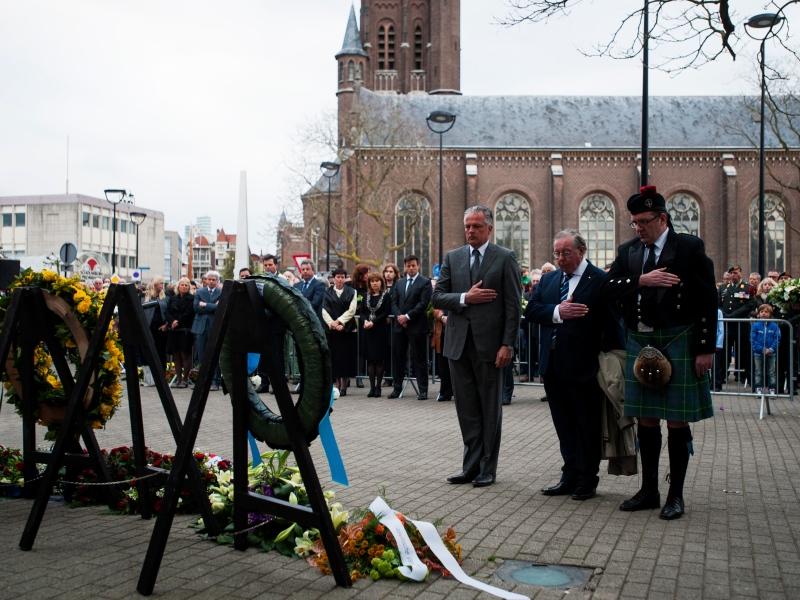 Dodenherdenking 2013 Brabants Dagblad